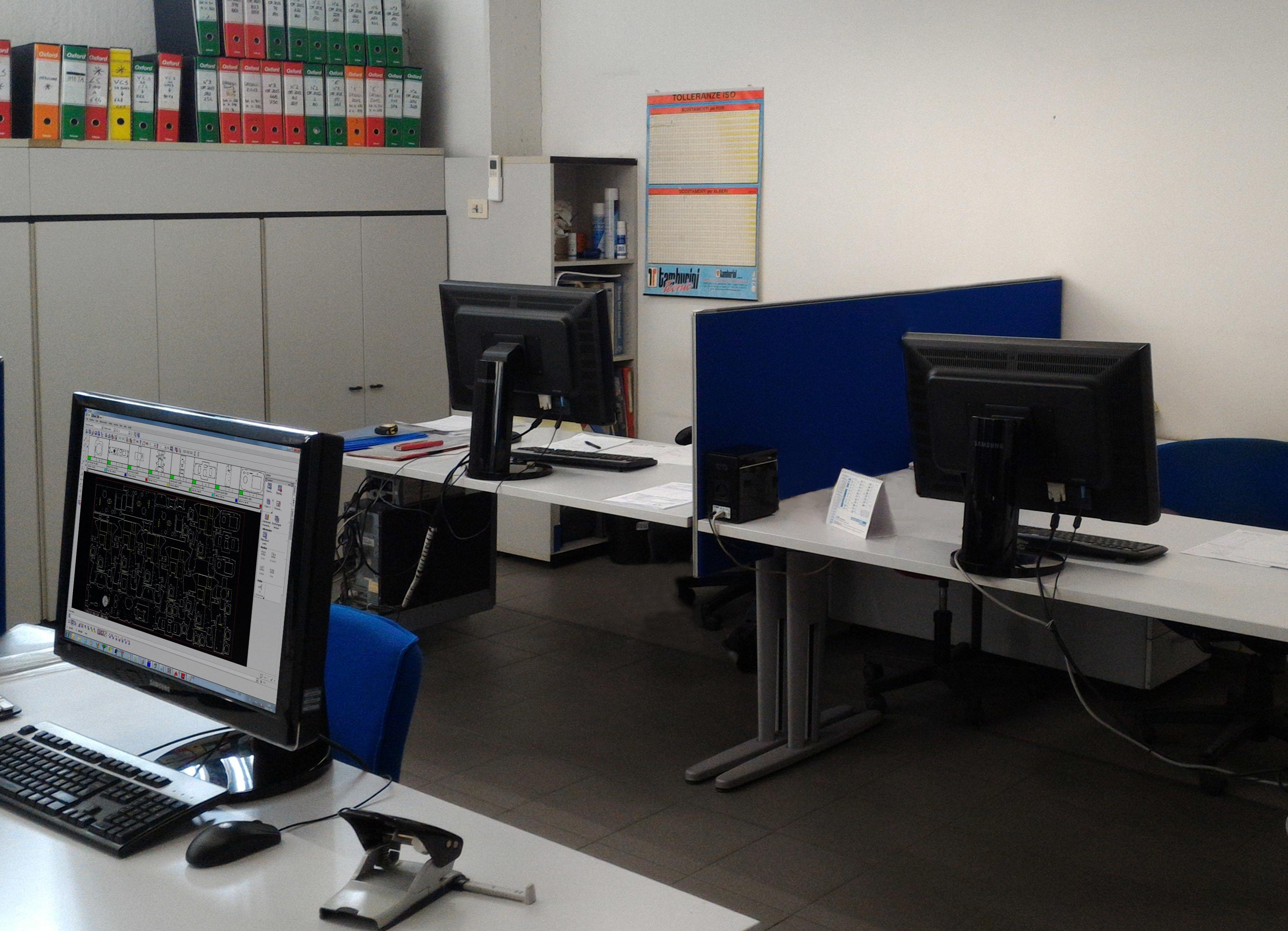 In Ufficio Tecnico : Ufficio tecnico progettazione faroldi